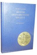 Новый завет на греческом языке (со словарем)