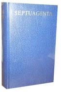 Септуагинта. Ветхий завет на греческом языке
