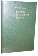 Новый завет на латинском языке
